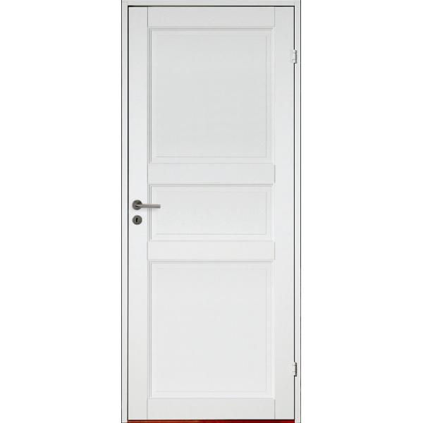 Kungsholmen - 3-spegel - Massiv - Innerdörr