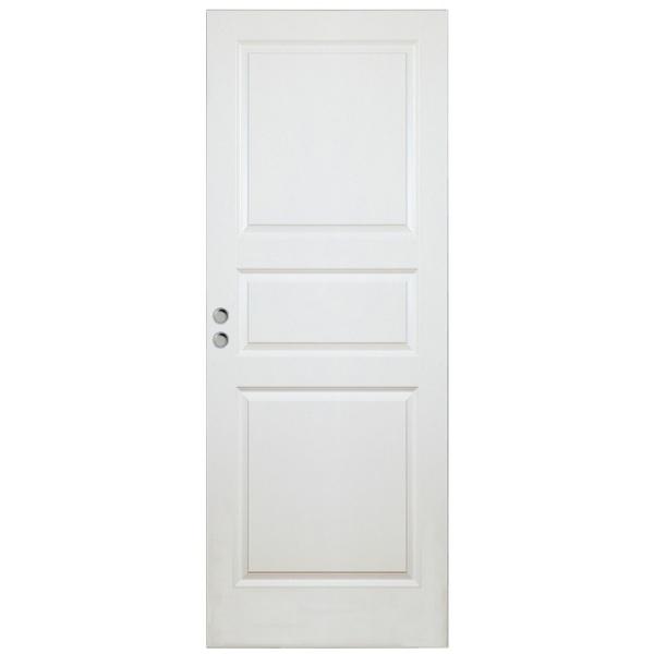 Fårö - 3-spegel - Kompakt dörr - Skjutdörr