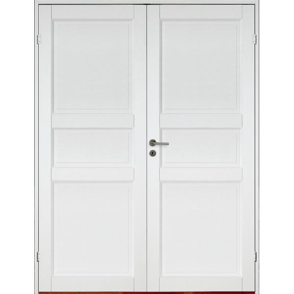 Kungsholmen - 3-spegel - Massiv - Parinnerdörr